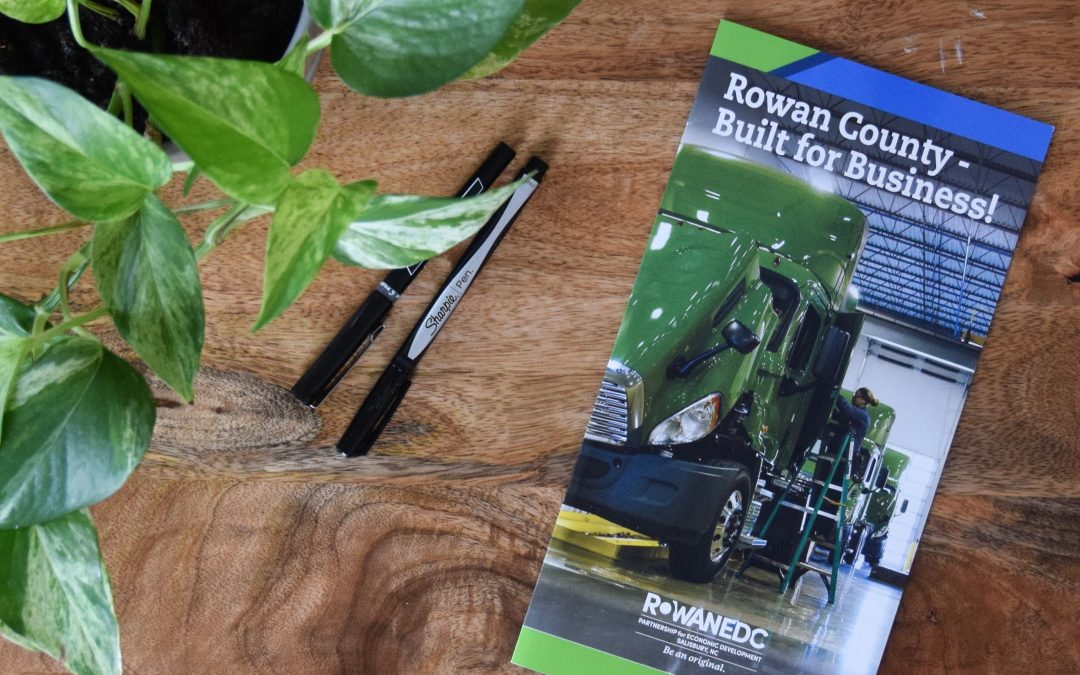 """Built for Business"" Brochure Debuts"