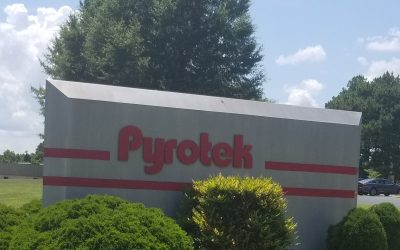 Pyrotek Still Going Strong After 61 Years in Rowan